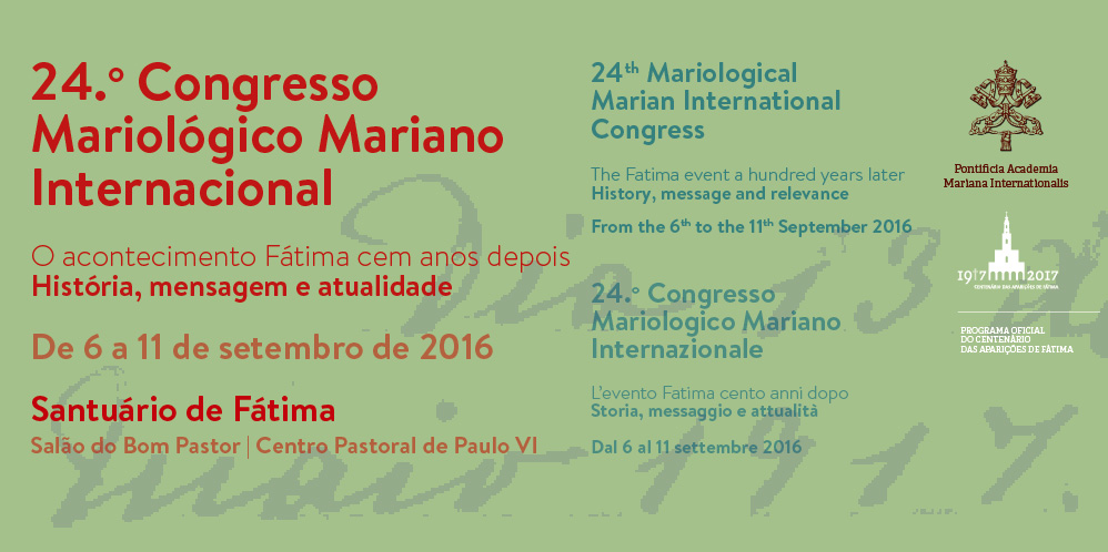 24th Mariological Marian International Congress